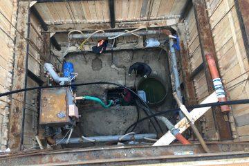 Буровые работы на водопонижение
