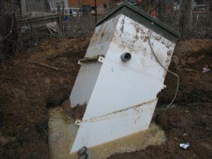 септик-канализация