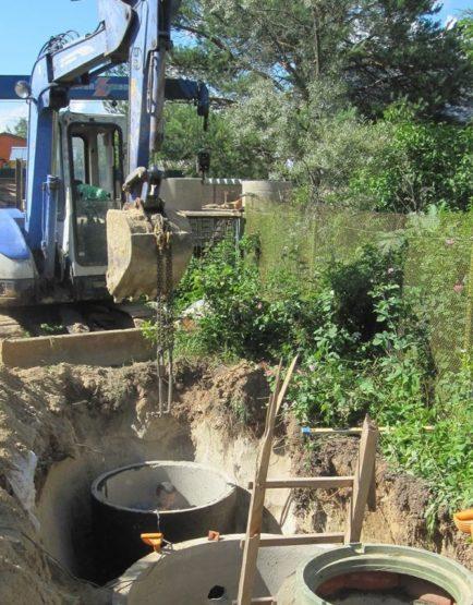 канализация-монтаж